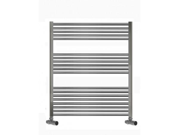 800mm Wide Heated Towel Rail : 800mm Wide 1000mm High
